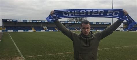Roberts Joins - Hornby Stays At Swansway Chester Stadium ...