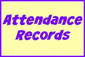Printable 2017 Employee Attendance Record | Printable ...