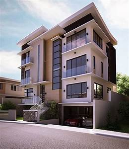Four Storey Modern Residential  Updated Final Revision