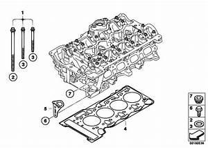 Original Parts For E90 318i N43 Sedan    Engine   Cylinder