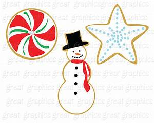 Holiday Cookie Clipart - Clipart Suggest