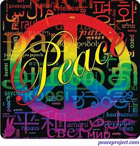 Peace Sign Window Stickers | Peace Resource Project