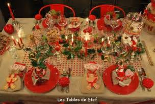 tables de noel deco homeandgarden