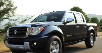 Nissan Frontier Bed Extender by Suzuki Prices The Equator Pickup Truck From 17 985