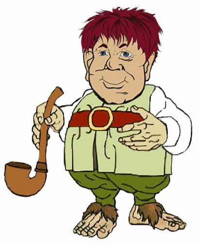 Hobbit Clipart Clip Cliparts Cartoon Bilbo Library