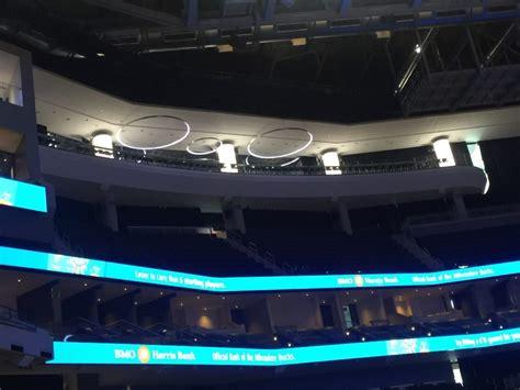 First Look: Milwaukee has a gem in Fiserv Forum