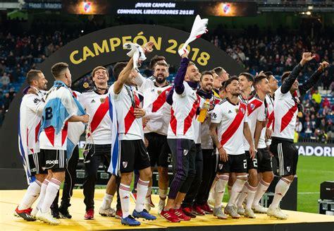 Le sacre de River Plate en Copa Libertadores vu des ...