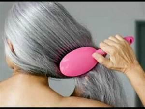 Heilerde Für Haare : wie man graue haare los wird ohne zu f rben graue haare f r immer entfernen youtube ~ Orissabook.com Haus und Dekorationen
