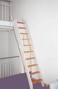 Schwebebett Selber Bauen : klappbare treppe zu einer galerie die optimale l sung treppe pinterest treppe leiter ~ Indierocktalk.com Haus und Dekorationen