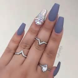 Cool matte nail designs to copy in crazyforus