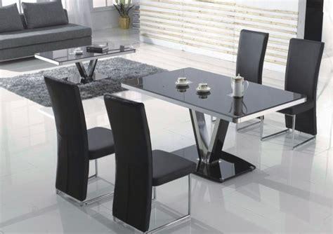 table et chaise de salle a manger table haute de cuisine maisonjoffrois