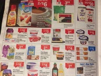 price chopper  peek   weeks flyer