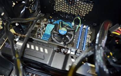 Motherboard Intel Processor Wallpapers Cooler Desktop System