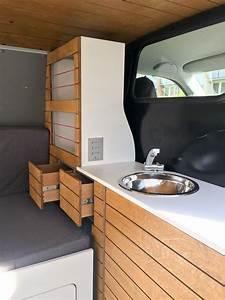 Wohnmobil Innenausbau Holz : vw t4 t5 t6 wohnmobil camper campingbus ausbau schrank ~ Jslefanu.com Haus und Dekorationen
