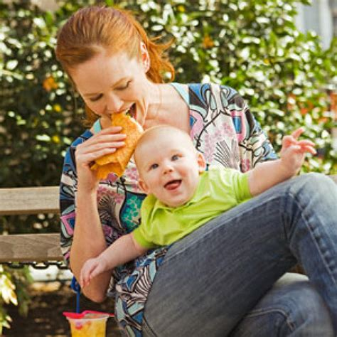The Hungry New Moms Diet Plan Parenting