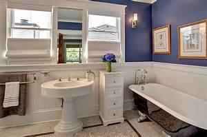 10, Charming, Purple, Bathroom, Design, Ideas