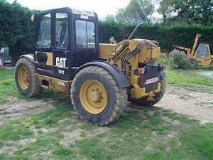Cat Th62 For Sale From Oscar Plant