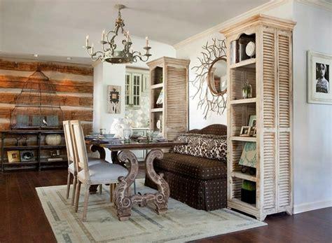 mobili soggiorno shabby chic 1001 idee per stile shabby l arredo e la decorazione