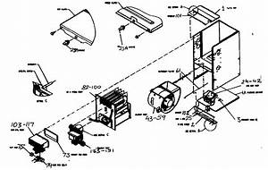 Carrier Furnace Cabinet Parts