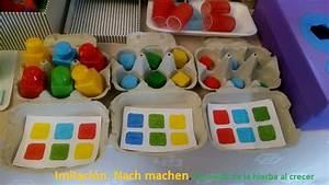 Bücher Nach Farben Sortieren : autismus arbeitsmaterial eierkarton nach farben zuordnen ~ Markanthonyermac.com Haus und Dekorationen