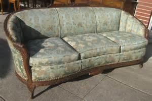 Antique Furniture Sofa