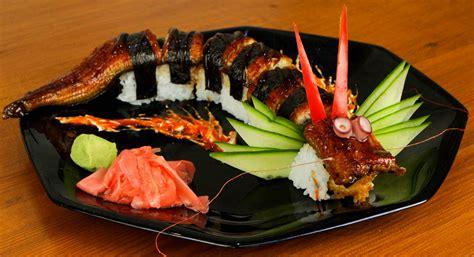 cuisine fusion sushi roll recipe japanese food delicious