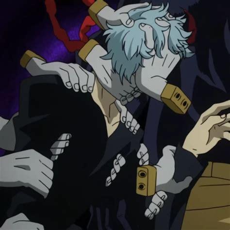 shigaraki tomura boku  hero academia