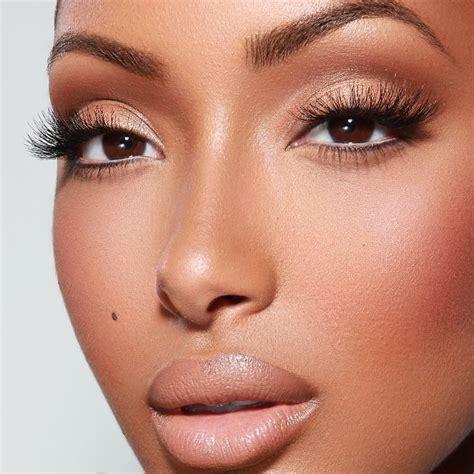 eyeshadow for light brown skin lips for dark skin women2 make up pinterest