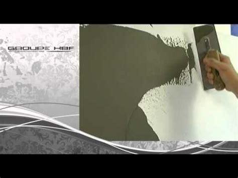 appliquer un enduit beton effet b 233 ton poli