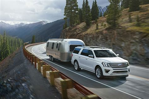 Ford Suv Truck by Ford Unveils Redesigned 2018 Expedition Suv Trucks