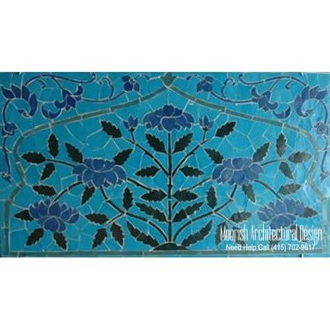 bathroom mosaic tile murals design ideas moroccan tile shower wall tile mural