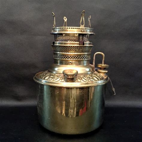 antique oil ls converted to electric brass antique brass ornately decorated oil l
