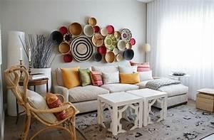 Objet Deco Original : design d 39 int rieur avec meubles exotiques 80 id e magnifiques ~ Teatrodelosmanantiales.com Idées de Décoration