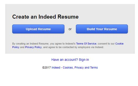 Upload Resume Indeed by Search For On Indeed Indeed