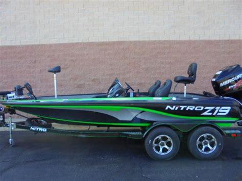 Nitro Boats Bass Pro by 2018 New Nitro Z 19 Pro Packz 19 Pro Pack Bass Boat For