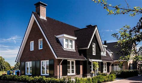 eigen huis bouwen catalogus huis bouwen architectuurwonen