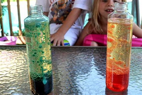 homemade lava l science fair project fun and easy crafts for cherishables