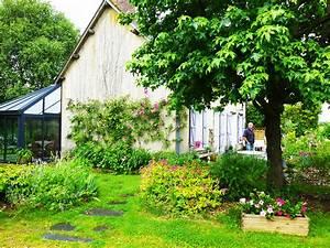 Le Louroux Béconnais : amenagement paysager fleurissement le louroux beconnais 2 l 39 atelier au fond du jardin ~ Medecine-chirurgie-esthetiques.com Avis de Voitures