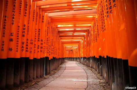siege jeux fushimi taisha le sanctuaire aux 10 000 torii dans