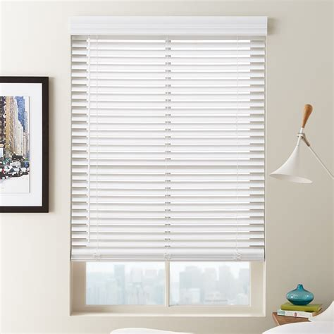 white faux wood blinds new white faux wood blinds home ideas collection