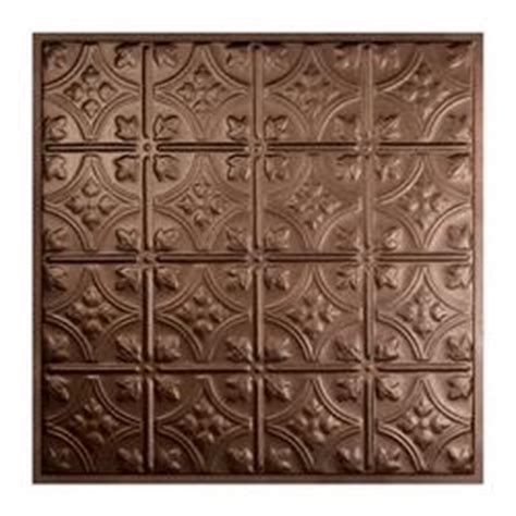 In geometry, a pentagonal tiling is a tiling of the plane where each individual piece is in the shape of a pentagon. Great Lakes Tin Hamilton - 2' x 2' Tin Lay-In Ceiling Tile at Menards®