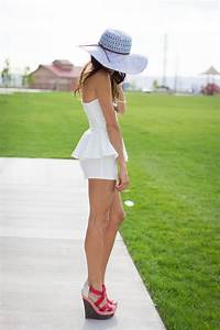 LULU*S WHITE HOT AMERICAN SUMMER - Hello Fashion