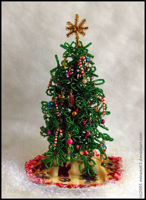 bead tree christmas tree fun  pinterest christmas