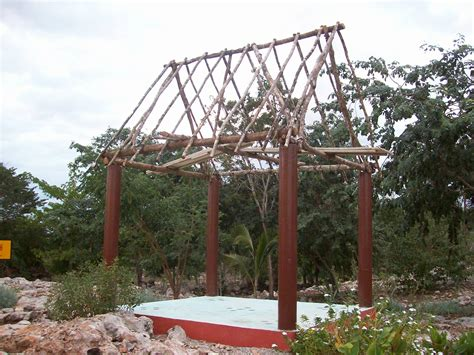 how to build a palapa building a palapa roof thepickledonionyucatan s blog
