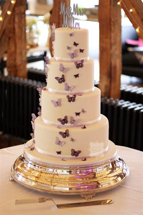 A Large Wedding Cake on a Not-so-Big Budget? - Sticky ...