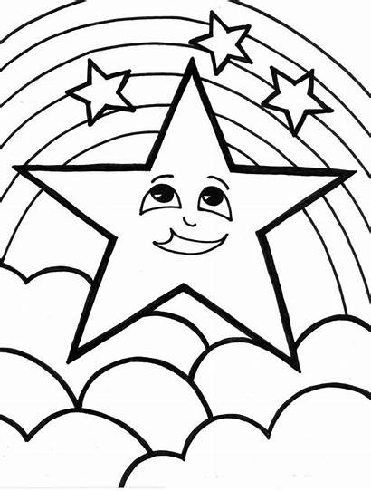 Rainbow Coloring Pages Printable Christmas