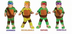 What Are The Teenage Mutant Ninja Turtlesu002639 Names And