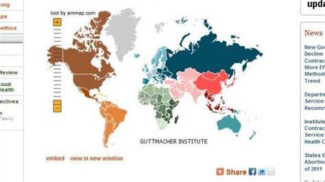 Selon l'OMS, hausse des avortements clandestins dans le monde