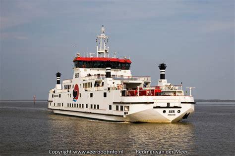 Boot Vanaf Ameland by Veerboot Holwerd Ameland 171 Veerbootinfo Nl