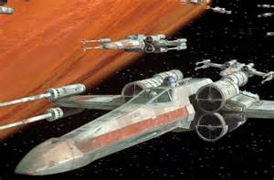 J.j. Abrams Unveils The New X-wing For Star Wars Episode Vii